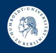 Logo Humboldt Universität zu Berlin