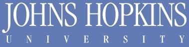 Logo John Hopkins University