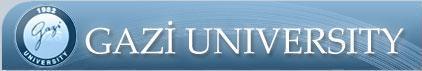 Logo Gazi University